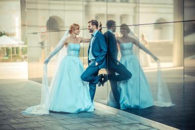 regus sesja ślubna