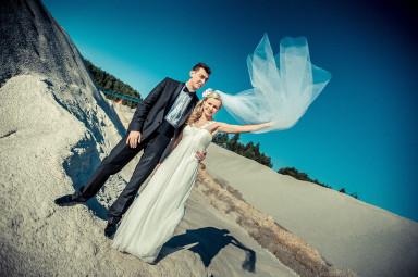 wiśniówka kielce sesja ślubna