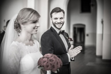 czarno-białe zdjęcia ślubna starachowice