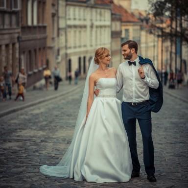 sesja ślubna barbakan