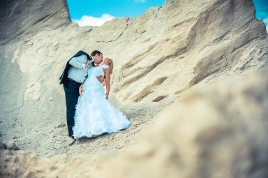 morawoca sesja ślubna