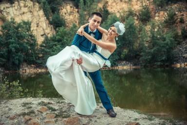 sesja ślubna na wiśniówce
