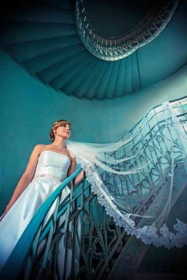 schody zdjęcia ślubne