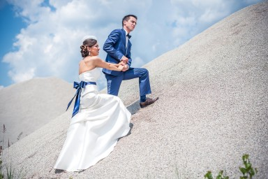 wiśniówka plener ślubny