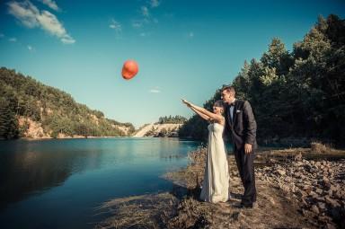 zdjęcia ślubne wiśniówka