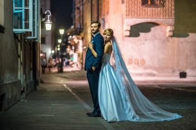 Warszawa fotograf ślubny