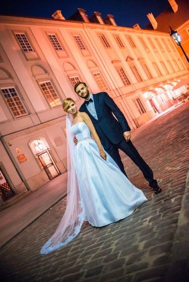 sesja ślubna stare miasto Warszawa
