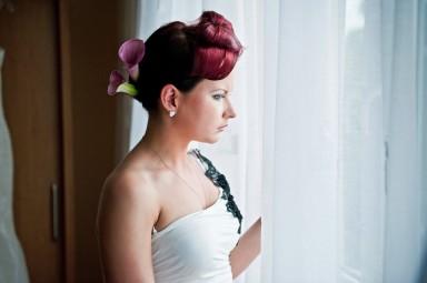 zdjęcia przygotowania ślubne