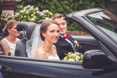 kabriolet na ślub kielce