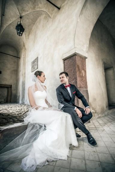 sesja ślubna katedra kielce