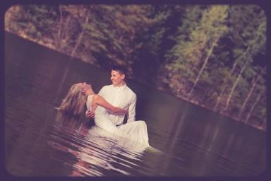 stylizowane zdjęcia ślubne