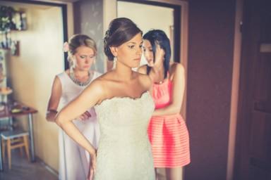 zdjęcia przygotowania do ślubu kielce