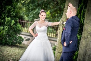 dzień ślubu sesja ślubna