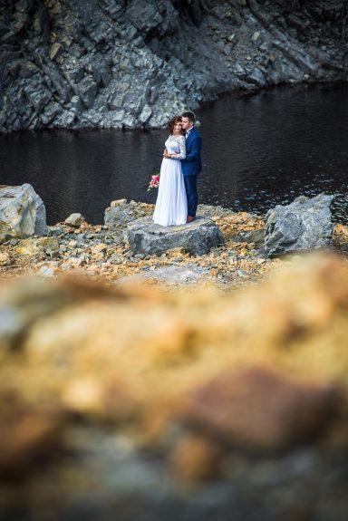 zdjęcia ślubne kamieniołom
