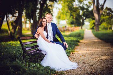 sesja ślubna podzamcze chęcińskie