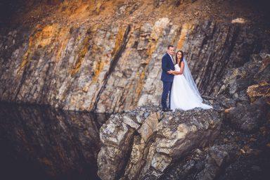 sesja ślubna dla odważnych