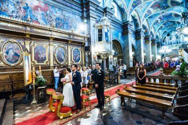 fotografia slubna kielce katedra
