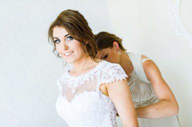 fotografowanie przygotowań ślubych