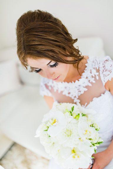 rzęsy na ślub