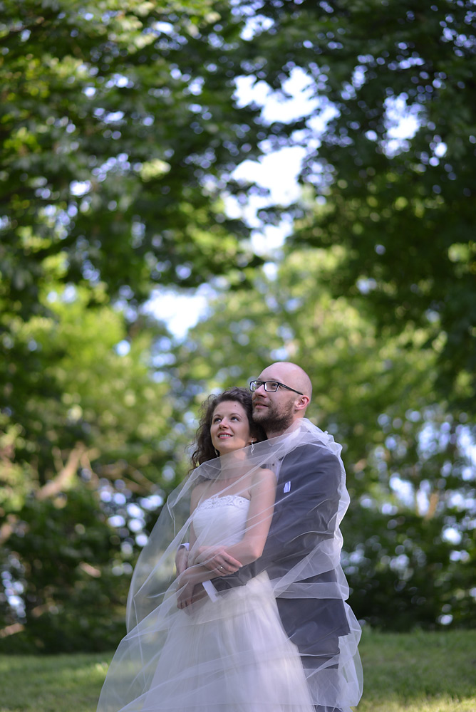 zdjęcie ślubne bez obróbki
